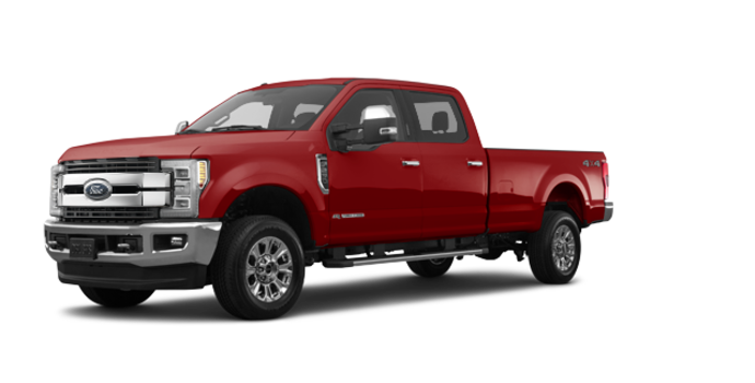 2018 Ford Super Duty F-250 KING RANCH   Photo 6   Ruby Red