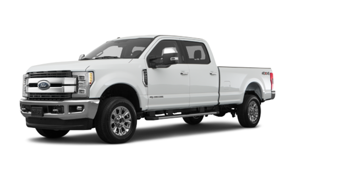 2018 Ford Super Duty F-250 KING RANCH   Photo 6   Oxford White