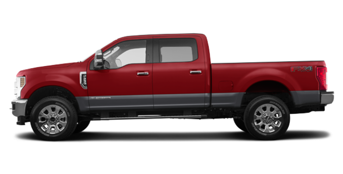 2018 Ford Super Duty F-250 LARIAT | Photo 4 | Ruby Red/Magnetic