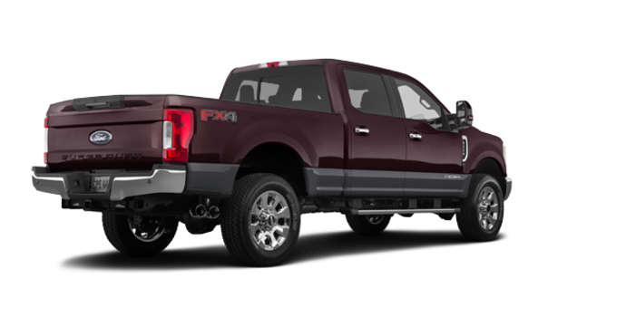 2018 Ford Super Duty F-250 LARIAT | Photo 5 | Magma Red/Magnetic