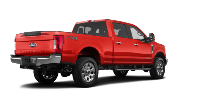 2018 Ford Super Duty F-250 LARIAT | Photo 5 | Race Red