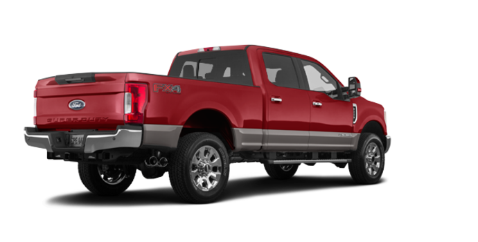 2018 Ford Super Duty F-250 LARIAT | Photo 5 | Ruby Red/Stone Grey