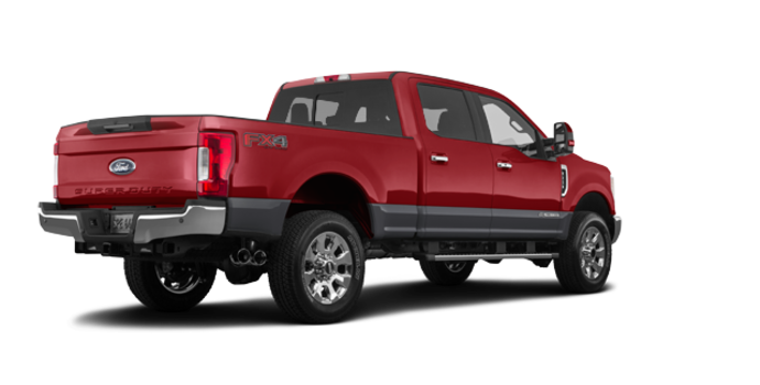 2018 Ford Super Duty F-250 LARIAT | Photo 5 | Ruby Red/Magnetic