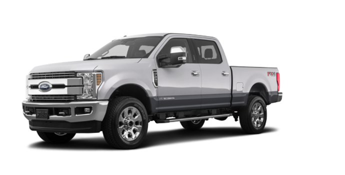 2018 Ford Super Duty F-250 LARIAT | Photo 6 | Ingot Silver/Magnetic