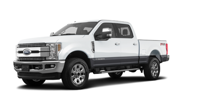 2018 Ford Super Duty F-250 LARIAT | Photo 6 | Oxford White/Magnetic