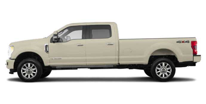 2018 Ford Super Duty F-250 LIMITED | Photo 4 | White Gold