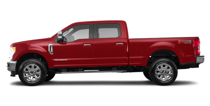 2018 Ford Super Duty F-350 LARIAT | Photo 4 | Ruby Red