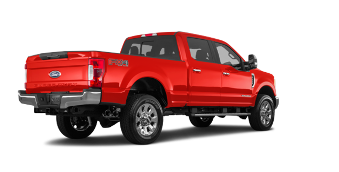 2018 Ford Super Duty F-350 LARIAT | Photo 5 | Race Red