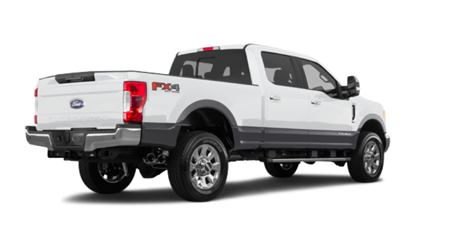 2018 Ford Super Duty F-350 LARIAT | Photo 5 | Oxford White/Magnetic