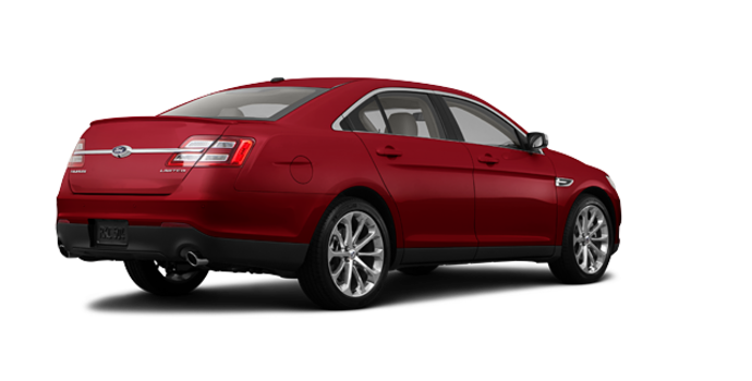 2018 Ford Taurus LIMITED | Photo 5 | Ruby Red Metallic Tinted Clearcoat