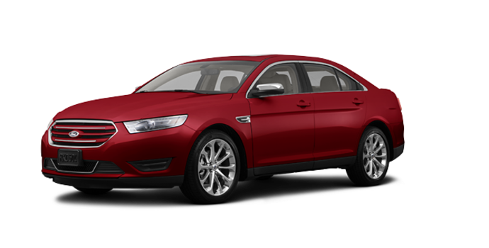 2018 Ford Taurus LIMITED | Photo 6 | Ruby Red Metallic Tinted Clearcoat
