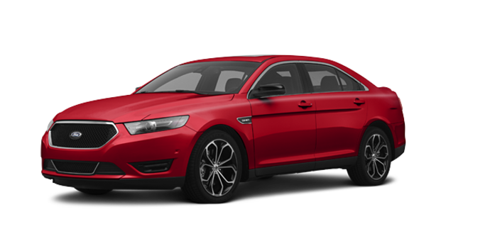 2018 Ford Taurus SHO | Photo 6 | Ruby Red Metallic Tinted Clearcoat