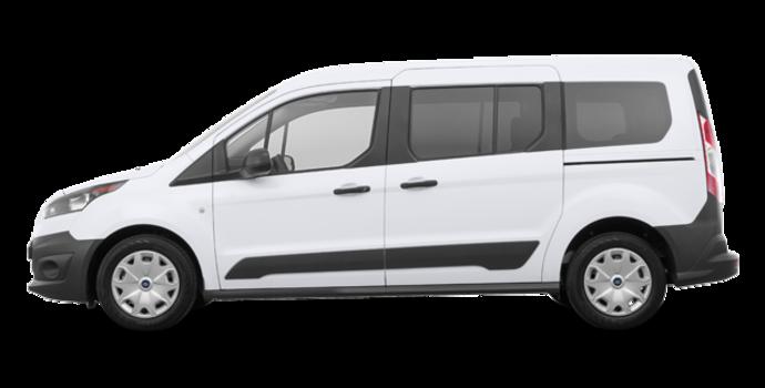 2018 Ford Transit Connect XL WAGON | Photo 4 | Frozen White