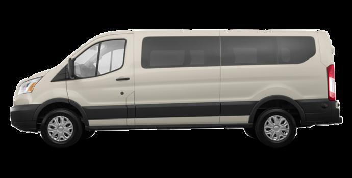 2018 Ford Transit WAGON XLT | Photo 4 | White Gold Metallic