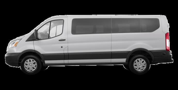 2018 Ford Transit WAGON XLT | Photo 4 | Ingot Silver Metallic