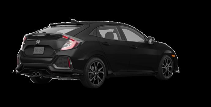 2018 Honda Civic hatchback SPORT HONDA SENSING | Photo 5 | Crystal Black Pearl