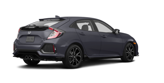 2018 Honda Civic hatchback SPORT HONDA SENSING | Photo 5 | Polished Metal Metallic