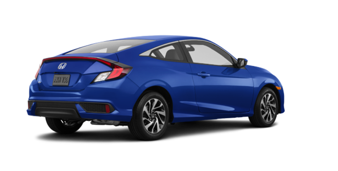 2018 Honda Civic Coupe LX-HONDA SENSING | Photo 5 | Aegean Blue Metallic
