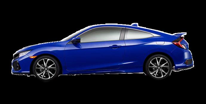 2018 Honda Civic Coupe SI | Photo 4 | Aegean Blue Metallic