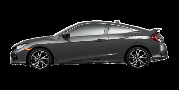 2018 Honda Civic Coupe SI | Photo 4 | Modern Steel Metallic