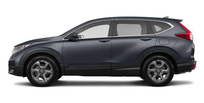 2018 Honda CR-V EX-L   Photo 4   Gunmetal Metallic