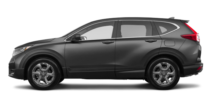 2018 Honda CR-V EX | Photo 4 | Modern Steel Metallic