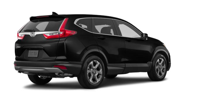 2018 Honda CR-V EX | Photo 5 | Crystal Black Pearl