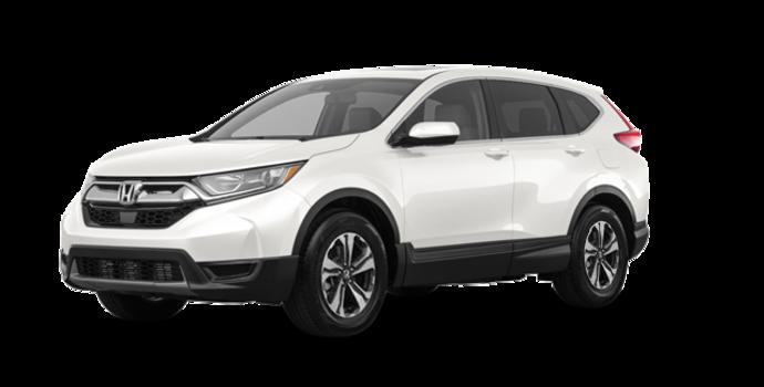 2018 Honda CR-V LX-2WD   Photo 6   White Diamond Pearl