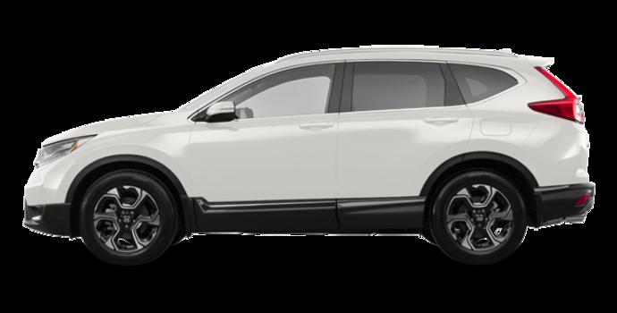 2018 Honda CR-V TOURING   Photo 4   White Diamond Pearl