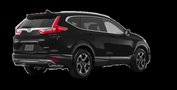 2018 Honda CR-V TOURING   Photo 5   Crystal Black Pearl