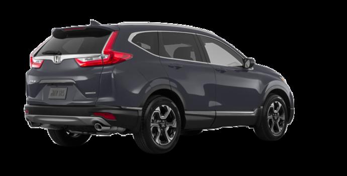 2018 Honda CR-V TOURING   Photo 5   Modern Steel Metallic