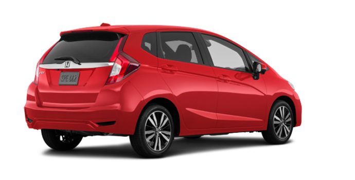 2018 Honda Fit EX-L NAVI | Photo 5 | Milano red