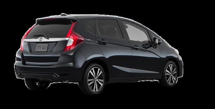 2018 Honda Fit EX-L NAVI | Photo 5 | Crystal Black Pearl