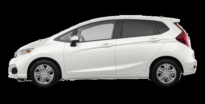 2018 Honda Fit LX-SENSING | Photo 4 | White Orchid Pearl