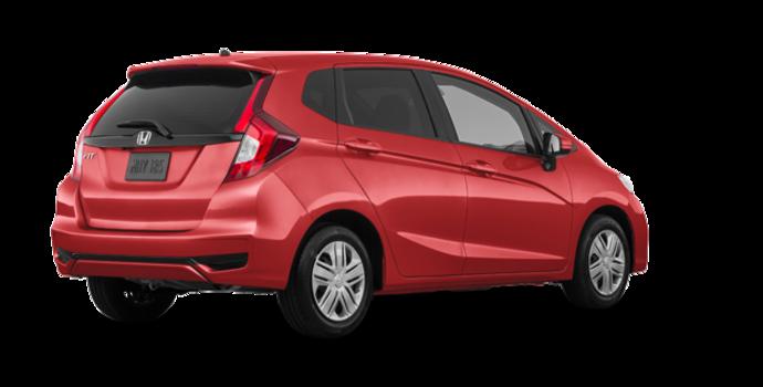 2018 Honda Fit LX-SENSING | Photo 5 | Milano red