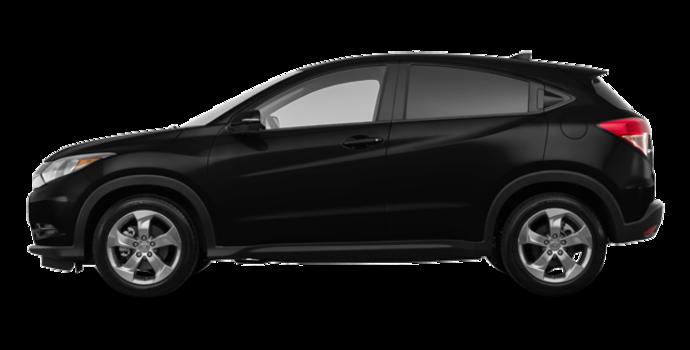 2018 Honda HR-V EX | Photo 4 | Crystal Black Pearl