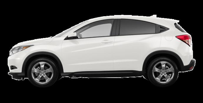 2018 Honda HR-V EX | Photo 4 | White Orchid Pearl