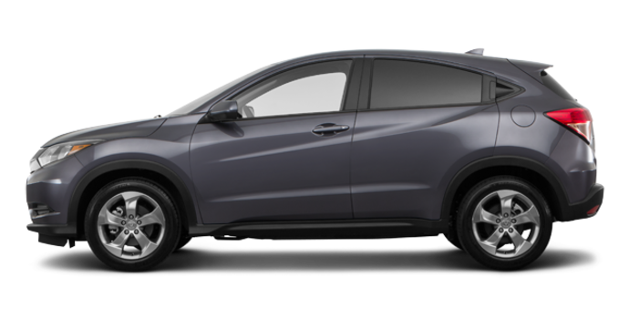 2018 Honda HR-V LX | Photo 4 | Modern Steel Metallic
