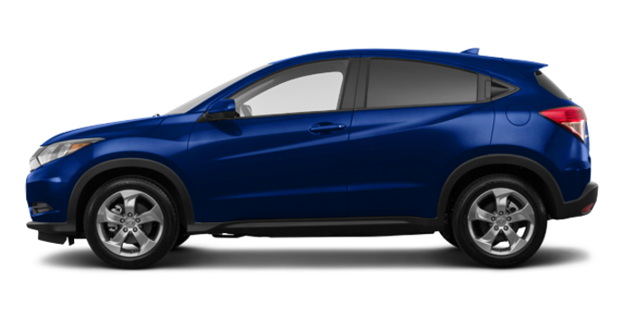 2018 Honda HR-V LX | Photo 4 | Aegean Blue Metallic