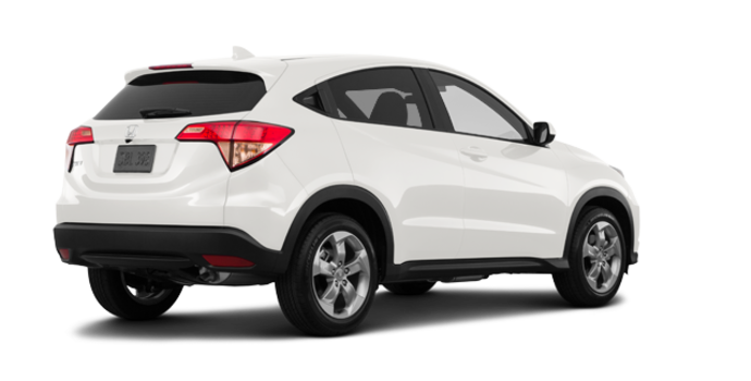 2018 Honda HR-V LX | Photo 5 | White Orchid Pearl