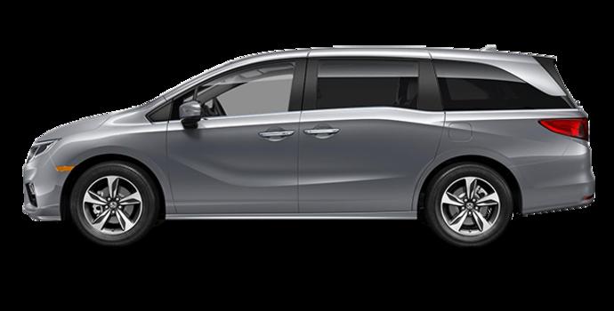 2018 Honda Odyssey EX-L NAVI | Photo 4 | Lunar Silver Metallic