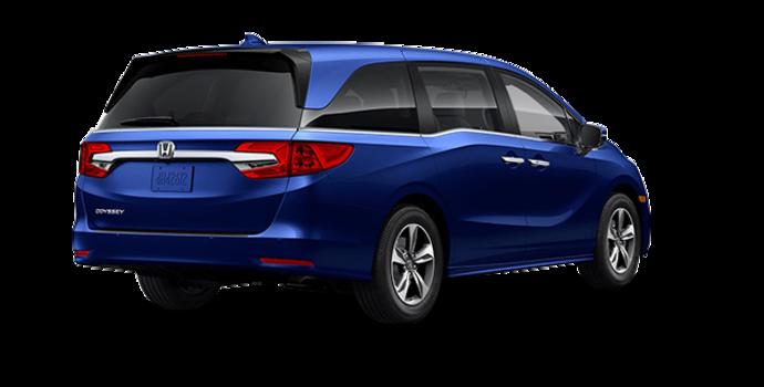 2018 Honda Odyssey EX-L RES | Photo 5 | Obsidian Blue Pearl