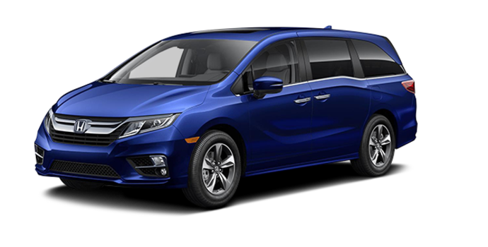 2018 Honda Odyssey EX-L RES | Photo 6 | Obsidian Blue Pearl