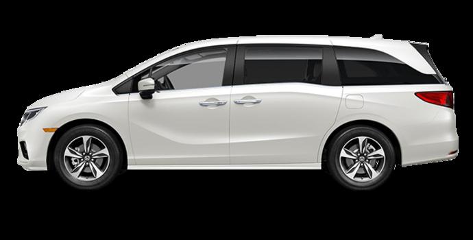 2018 Honda Odyssey EX-RES | Photo 4 | White Diamond Pearl