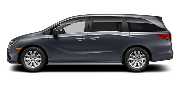 2018 Honda Odyssey LX | Photo 4 | Modern Steel Metallic