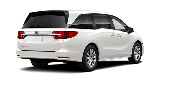 2018 Honda Odyssey LX | Photo 5 | White Diamond Pearl