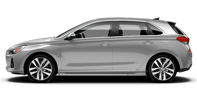 2018 Hyundai Elantra GT GL | Photo 4 | Platinum Silver