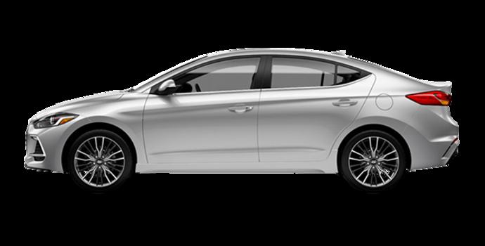 2018 Hyundai Elantra Sport BASE | Photo 4 | Platinum Silver