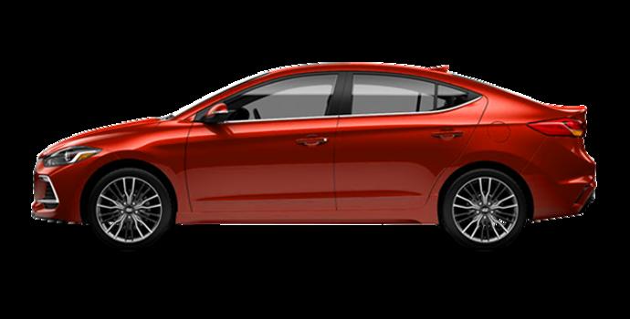2018 Hyundai Elantra Sport BASE | Photo 4 | Phoenix Orange