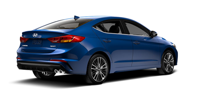 2018 Hyundai Elantra Sport TECH | Photo 5 | Marina Blue